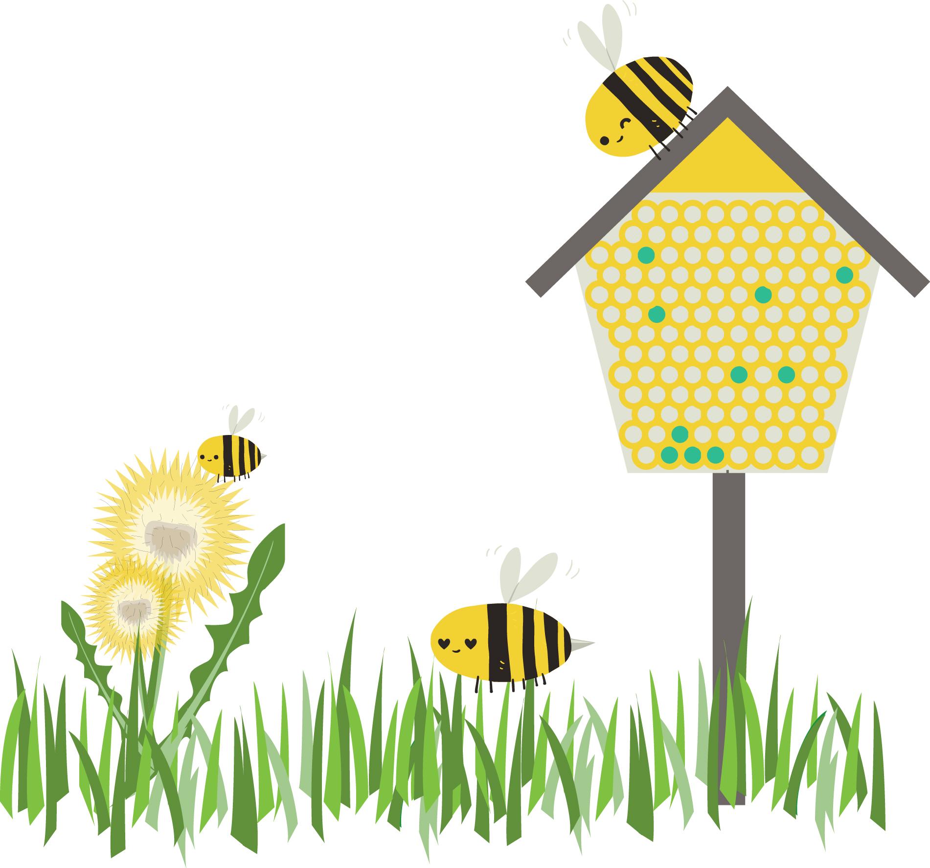 Bijenkavel